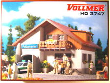 Vollmer HO Kit 3747 Police Station Kit