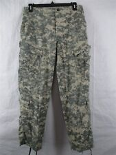ACU Pants/Trousers Medium Regular USGI Digital Camo Cotton/Nylon Ripstop Army