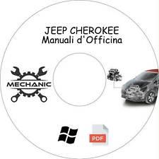 JEEP CHEROKEE - Guida Manuali d'Officina - Riparazione e Manutenzione!