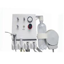 Portable Dental Turbine Unit Work With Air Compressor Hanging Wall Type joy