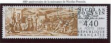 TIMBRE FRANCE OBLITERE N° 2896 NICOLAS POUSSIN / Photo non contractuelle