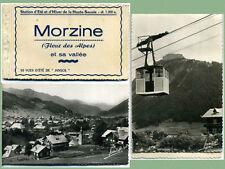 74  MORZINE   carnet de 10 cartes postales