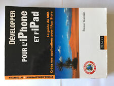 DEVELOPPER POURL'IPHONE ET L'IPAD 2010 GUIDE SDK APPLICATION APP STORE VAUTHERIN