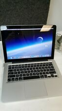 "Apple MacBook Pro A1278 13"" INTEL I5 2.3GHZ 8GB 320GB DVDRW HIGH SIERRA OS"
