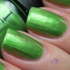 NEW! OPI Nail Polish Vernis MY GECKO DOES TRICKS ~ Green ~ Hawaii Collection