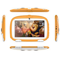 "7"" Quad Core Android Kids Tablet Wifi Camera Google map for Kids Children Gifts"