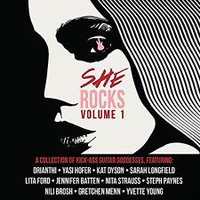 She Rocks Vol 1 [CD]
