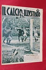Rivista Sportiva IL CALCIO e il CICLISMO ILLUSTRATO Anno 1951 N°.5 GHIANDI COMO