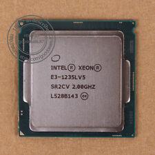 Intel Xeon E3-1235L V5 - 2 GHz (CM8066201935807) LGA1151 SR2CV CPU 8 GT/s