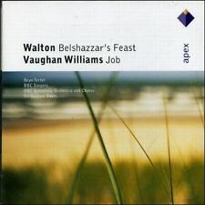 Vaughan Williams: Job; Walton: Belshazzar's Feast, New Music