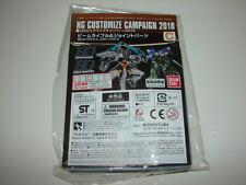 Bandai 1/144 HG Customize Campaign (2018) Set C! Gundam Gunpla
