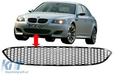 Front Bumper Lower Grille BMW E60 5 Series 03-10 M5 Design Sport Grill Mesh