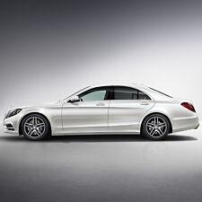 AMG Styling Seitenschweller Satz S-Klasse W222 Original Mercedes-Benz NEU