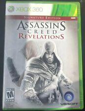 Assassin's Creed: Revelations Signature Edition (Microsoft Xbox 360, 2011)