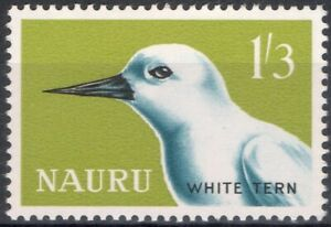 Nauru 1963 QEII 1/-3 mint stamp LMM