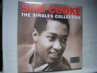 SAM COOKE The Singles Collection UK double LP 2013 180g  new mint sealed vinyl