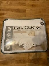 Hotel Collection Luxury Down Alternative King Comforter. Brand Bew!