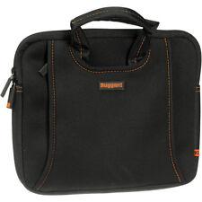 Ruggard 10 Ultra Thin Netbook Sleeve With Handles (Black/Orange)