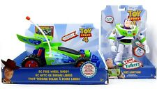 Disney Pixar Toy Story 4 Movie RC Free Wheel Buggy + Buzz Lightyear (FRENCH V)