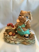 Pendelfin - Woody - 1997 Collectors Club Piece/Family Circle, Made In England