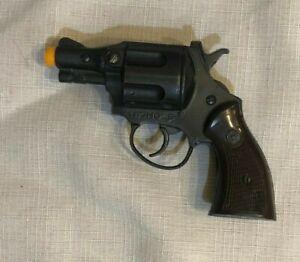 Vintage Nichols Detective Snub Nose Special '60s Cap Gun , 5.5 inches