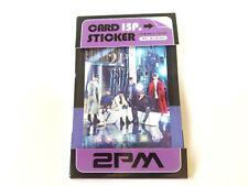 2PM Photo Card Sticker Set 15 Pcs KPOP Jun K Nichkhun TAECYEON JunHo WooYoung Ch