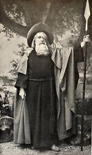 Jean Delmas dans Siegfried 1861-1933 cliché Nadar 1902 Opéra Richard Wagner