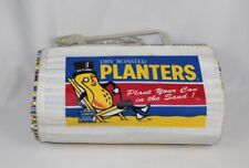 Vintage RARE PLANTERS MR. PEANUT Promo Plant Your Can in the Sand Beach Mat