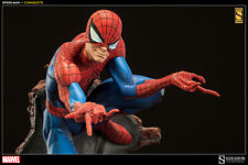 SPIDER-MAN~COMIQUETTE~EXCLUSIVE~J SCOTT CAMPBELL COLLECTION~LE-1750~SIDESHOW~MIB