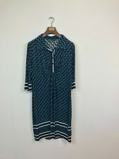 d6a96afb092f Mlle Gabrielle Woman Shirt Dress Plus Sz 2X Relax Stretch Ruched 3 4 Sleeve