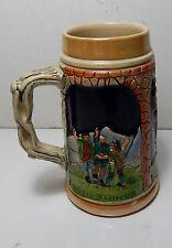 ?Vintage? THEWALT Short Beer Stein WIHL TELL