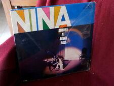 NINA SIMONE~ AT TOWN HALL~ STILL IN SHRINK~ COLPIX 409~ VG+~~ JAZZ  LP