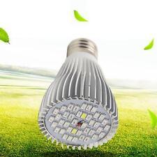 Full spectrum Grow Lights 15W LED Grow Light lamp bulb for plant Hydroponic DC