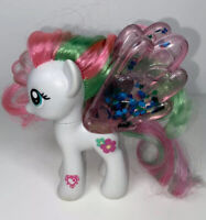 "My Little Pony G4 Brushable 4"" Blossomforth Water Wings Pink & Green Hair FIM"