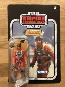 Star Wars The Vintage Collection VC44  Luke Skywalker (Dagobah) MOC - Unpunched