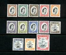 Grenada #171-83 VF O.G.     Catalog $51.25