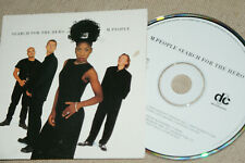 M PEOPLE  *  SEARCH FOR A HERO  *  5 Track CD SINGLE  *  SLIP CASE  SLEEVE