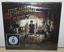 MICHAEL SCHENKER - RESURRECTION - CD + DVD