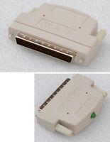 SCSI UW ULTRAWIDE ACTIVE TERMINATOR LVD 68-POL LED 68-PIN MIT HP D-STECKER # L42