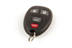 Remote Lock Control Or Fob ACDelco GM Original Equipment 22936100