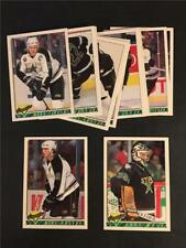 1993/94 Topps Premier Dallas Stars Team Set 16 Cards