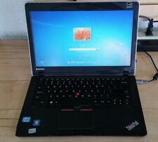 Lenovo E420 Laptop For Parts Booted Windows Screen Back Broke Type 1141