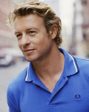 SIMON BAKER UNSIGNED PHOTO - 259 - HANDSOME!!!