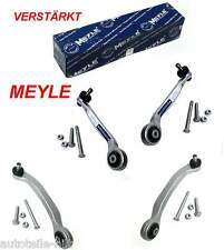 Meyle HD Satz- 4 Querlenker Vorderachse oben Audi A6 4F C6, VW Phaeton