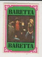 Monty Gum trading card 1978 TV Series: Baretta #4