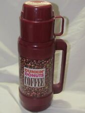 Thermos 1 Litre Insulated Dunkin Donuts Coffee Thermos