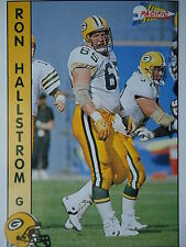 NFL 101 Ron Hallstrom G Guard Pacific 1992