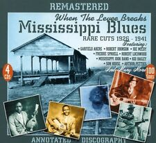 Mississippi Blues-Rare Cuts 1926-41 (2007, CD NIEUW) Remastered