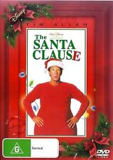 THE SANTA CLAUSE 1 : NEW DVD : Tim Allen