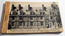 Blois France - Edition Nouvelies Galeries - 19 UNPOSTED Postcards 1940s Vintage